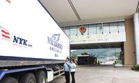 Reprise graduelle des échanges commerciaux sino-vietnamiens à la frontière terrestre