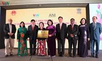 Inauguration du bureau de correspondance de la Voix du Vietnam en Inde