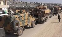 Syrie : Ankara et Moscou dialoguent en vue d'une réduction des tensions à Idleb