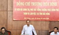 Truong Hoa Binh à Dak Nông