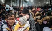 Afflux de migrants en Grèce : L'ONU appelle à ne pas utiliser une force «excessive» contre les arrivants