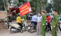 Covid-19: la fin de la quarantaine pour la commune de Son Lôi  programmée à minuit le 3 mars