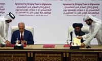 Accord États-Unis/Talibans: Le sentier toujours escarpé vers la paix