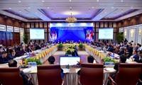 La 9e réunion du groupe de travail du Conseil de coordination de l'ASEAN