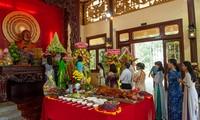 Hommage à Tôn Duc Thang à An Giang à 40 ans après sa disparition