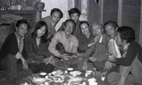 «Les personnes de l'ancien temps» ou une chronologie des artistes vietnamiens du 20e siècle