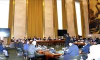 Le Vietnam soutient activement le désarmement à travers le monde