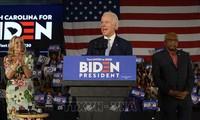 Primaire démocrate: Joe Biden remporte quatre nouvelles victoires