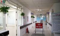 Covid-19: Le 35e cas de contamination au Vietnam est traité à l'Hôpital de Dà Nang