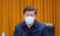 Chine : Xi Jinping promet la victoire contre le Covid-19 à Wuhan