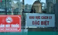 Covid-19: le Vietnam confirme trois nouveaux cas, portant le bilan des contaminés à 38