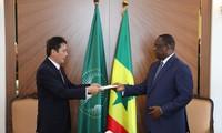 Le Sénégal souhaite renforcer sa coopération multisectorielle avec le Vietnam