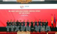 Déclaration commune de la 26e Conférence restreinte des ministres de l'Economie de l'ASEAN