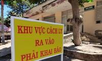 Covid-19: la santé des patients de Binh Thuân se stabilise
