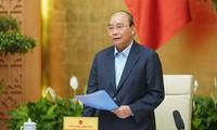 Nguyên Xuân Phuc: Les services publics en ligne permettent d'économiser du temps et des frais