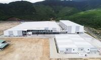 Dà Nang: Entrée en fonctionnement d'une usine fabriquant de pièces pour l'industrie aéronautique et aérospatiale