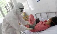 Covid-19: Une dizaine de patients devraient quitter l'hôpital ce lundi 30 mars