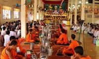 Des voeux aux Khmers à l'occasion de la fête Chol Chnam Thmay