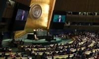 Coronavirus: l'Assemblée générale de l'ONU adopte une résolution prônant la «coopération internationale»