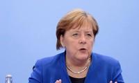 Covid-19 : Angela Merkel réclame une Europe plus forte et qui fonctionne bien
