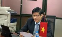 Covid-19 : Remerciement du gouvernement laotien pour les aides vietnamiennes