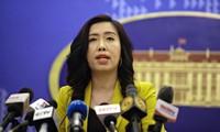 Le Vietnam suit de près les évolutions dans la mer Orientale