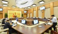 La 44e réunion du Comité permanent de l'Assemblée nationale