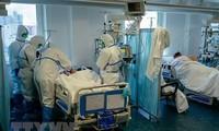 Covid-19: De milliers de nouveaux cas de contamination en Russie et en Allemagne