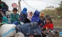 Plus de 50 millions de personnes déplacées dans le monde