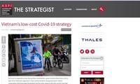 Covid-19:  L'Australie salue l'intervention précoce et efficace du Vietnam