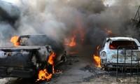 Syrie: une bombe attachée à un camion-citerne à Afrine, une centaine de victimes