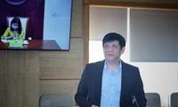 ASEAN/États-Unis : Visioconférence des ministres de la Santé