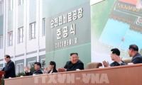 Donald Trump est «content» que Kim Jong-Un soit «de retour et en forme»
