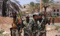 Syrie: des hommes armés tuent neuf policiers dans le sud du pays