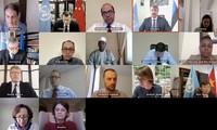 Le Conseil de sécurité «exige le désarmement de tous les groupes armés au Liban»