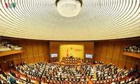 Assemblée nationale: ouverture de la 9e session de la 14e législature