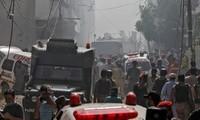 Pakistan: 97 morts pour 2 survivants dans l'écrasement d'un Airbus A320 à Karachi