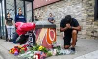 Indignation aux États-Unis après la mort d'un homme noir lors de son interpellation