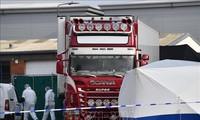 Camion charnier de Londres : Treize personnes mises en examen en France