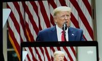 Donald Trump annonce le report du G7