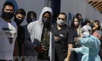 Coronavirus: l'Amérique latine meurtrie