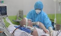 Covid-19 : Le patient 91 n'utilise plus l'ECMO