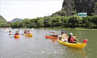 Visioconférence sur la promotion du tourisme