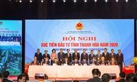 Conférence sur l'attractivité de la province de Thanh Hoa