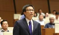 La lutte anti-covid-19 domine un débat à l'Assemblée nationale