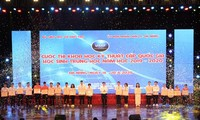 Clôture du Concours national scientico-technique destiné aux lycéens