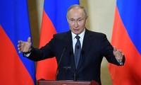 Vladimir Poutine n'exclut pas d'être candidat à la présidentielle