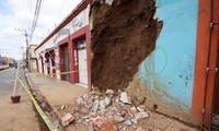 Un tremblement de terre de magnitude 7,5 frappe le Mexique