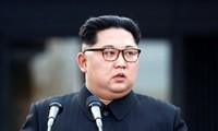 Kim Jong-un suspend les plans d'action militaire contre le Sud