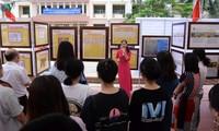 Exposition «Hoàng Sa et Truong Sa du Vietnam: les preuves historiques et juridiques» à Son La